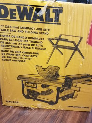 Table Saw new for Sale in Nashville, TN