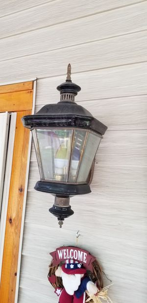Front porch light for Sale in Taycheedah, WI