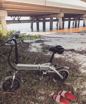 Electric bike ( e-bike ) flybrid compact for Sale in Clearwater, FL