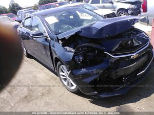 2016 CHEVY MALIBU PARTS for Sale in River Rouge, MI