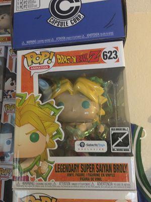 Broly 6 inch pop dragon ball z for Sale in Sacramento, CA