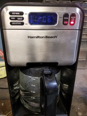 Hamilton Beach coffee maker for Sale in New York, NY