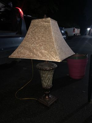 Table lamp for Sale in Royal Oak, MI