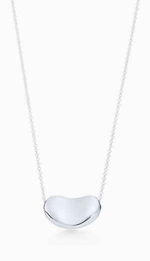 Authentic Tiffany & Co Elsa Peretti Bean Design Necklace for Sale in Los Angeles, CA