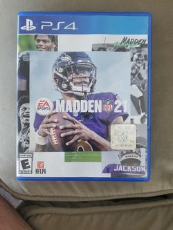 Madden 21 PS4 for Sale in Dripping Springs,  TX