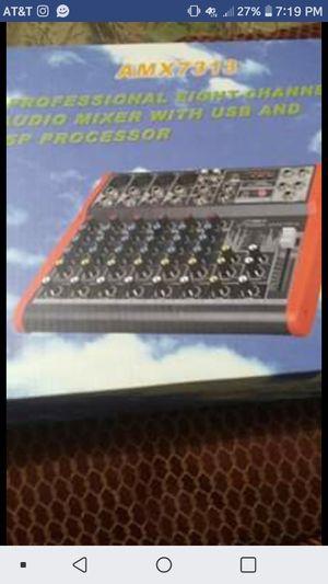 Audio mixer for Sale in Bastrop, LA