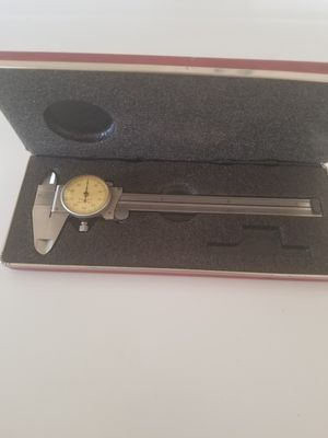 "0-6""Starrett Dial Calipers for Sale in Brownsville, TN"