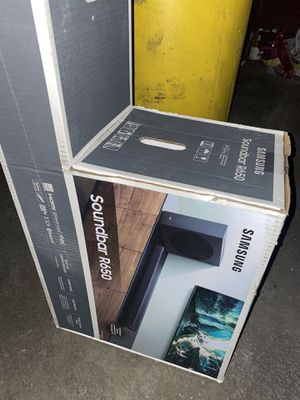 Samsung 3.1 Soundbar HW-R650 with Wireless Subwoofer, Bluetooth Compatible, Smart Sound Mode, Game Mode, 340-Watts for Sale in New York, NY