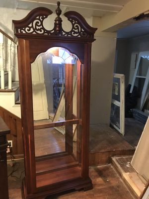 Curio cabinet for Sale in Uniontown, PA
