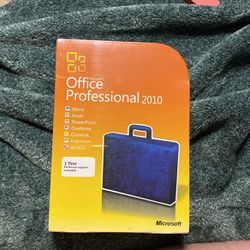 Microsoft Office Professional 2010 for Sale in Baldwin Park,  CA