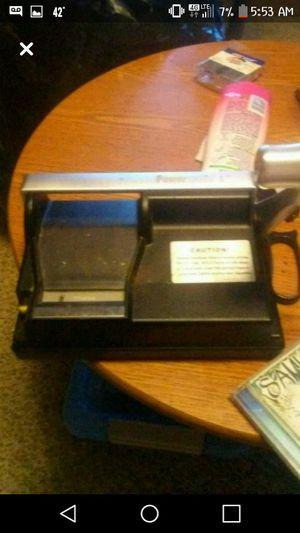 Powermatic 1 ciggerette rolling machine for Sale in Menomonie, WI