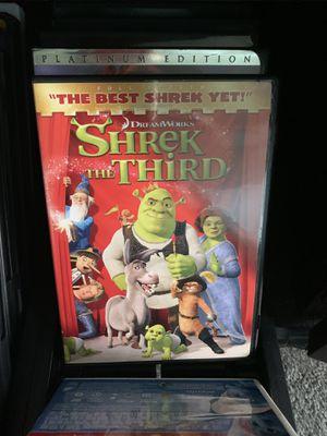 Shrek the third for Sale in Santa Clarita, CA