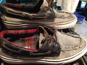 Size 8.5 Vans shoes for Sale in Ventura, CA