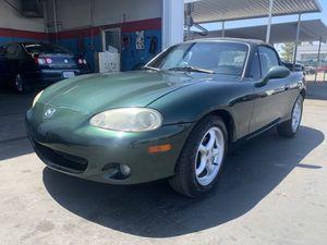 2001 Mazda MX-5 Miata for Sale in Sacramento, CA