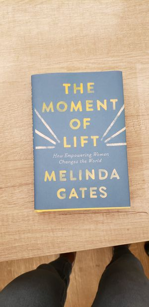 The Moment of Lift by Melinda Gates for Sale in Kenmore, WA