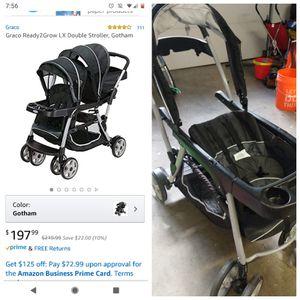 Kids double stroller car seat toys for Sale in Redmond, WA