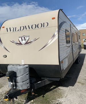 2014 Forest River Wildwood 31 QBTS with Bunkhouse for Sale in Nolensville, TN