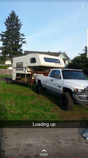 Custom built toy hauler for Sale in Portland, OR