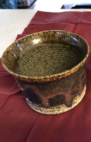 Handmade ceramic pot for Sale in Fairfax, VA