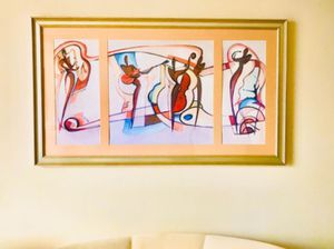 """Large Wall Picture 64"""" X 37"""" for Sale in Oxon Hill, MD"""
