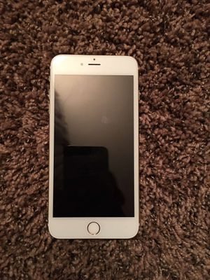 Unlocked gold iPhone 6 Plus for Sale in Pasco, WA