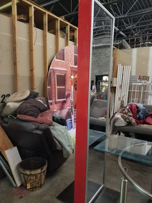 Eight foot tall commercial mirror for Sale in Winston-Salem, NC