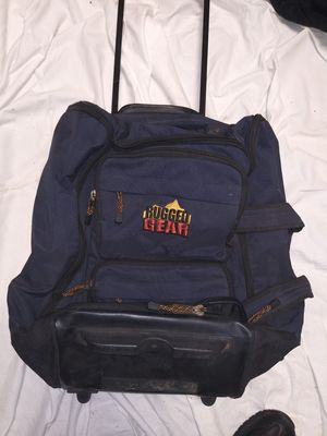 Rugged gear duffle bag book bag luggage for Sale in Livonia, MI