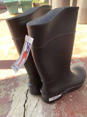 Rain boots for Sale in Stockton, CA
