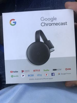 Google Chromecast for Sale in Los Angeles, CA