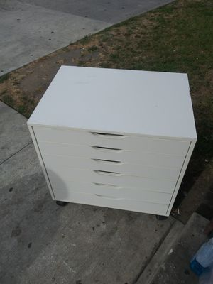 Ikea Alex 6 drawers for Sale in Los Angeles, CA