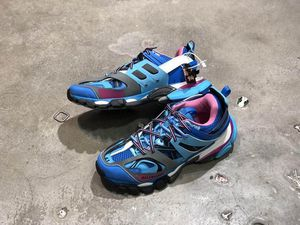 Balenciaga Track Sneakers Blue / Pink for Sale in Los Angeles, CA