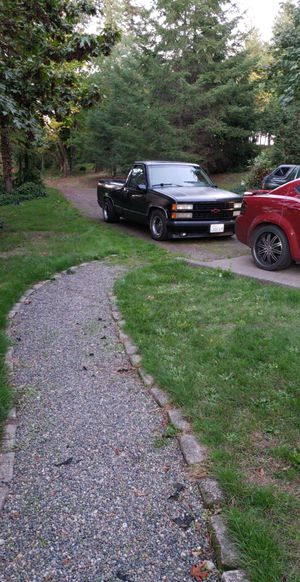 1992 chevy Silverado for Sale in Gig Harbor, WA