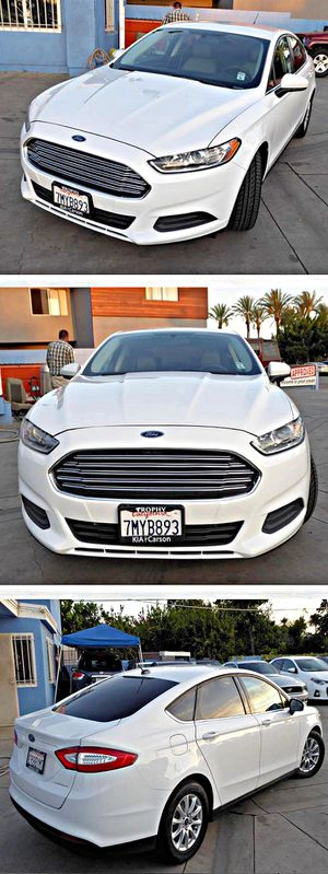 2016 Ford FusionS 67k for Sale in South Gate, CA
