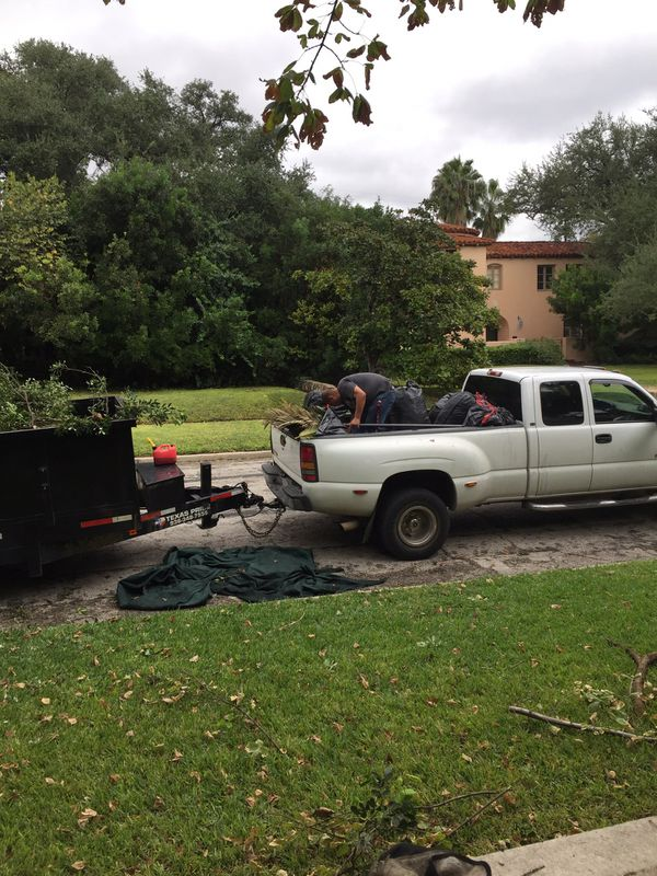 Dump trailer for sale