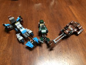 Lego Star Wars Speeder Bikes from battle pack sets for Sale in Los Angeles, CA