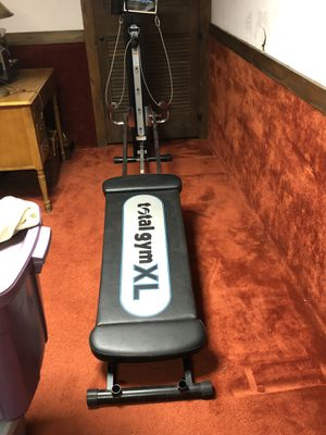 Total Gym XL for Sale in Erie, PA