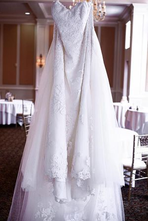 A-line wedding dress for Sale in Raleigh, NC