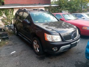 2007 Pontiac Torrent SUV$2500 for Sale in Washington, DC
