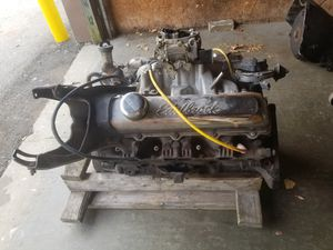Edelbrock small block engine. Also will to trade for other items. Let me know what you have. for Sale in Marshall, MI