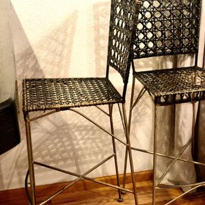 Wicker bar stool Chair for Sale in Golden, CO