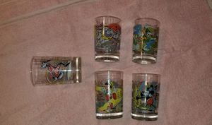 McDonalds 100 yrs of Magic Disney Set of Glasses for Sale in Victoria, VA