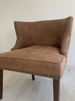 World Market leather Chair for Sale in Fresno,  CA