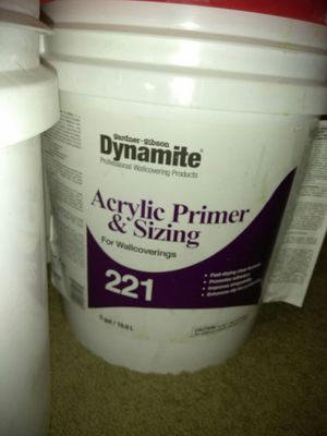 Dynamite acrylic primer and sizing for Sale in Las Vegas, NV
