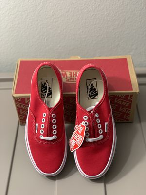 Vans Authentic Red for Sale in Phoenix, AZ