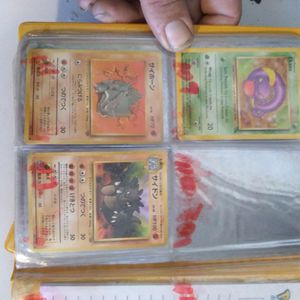 1996 Assoeted Pocket Monster Pokemon Cards for Sale in St. Petersburg, FL