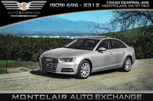 2017 Audi A4 for Sale in Montclair, CA