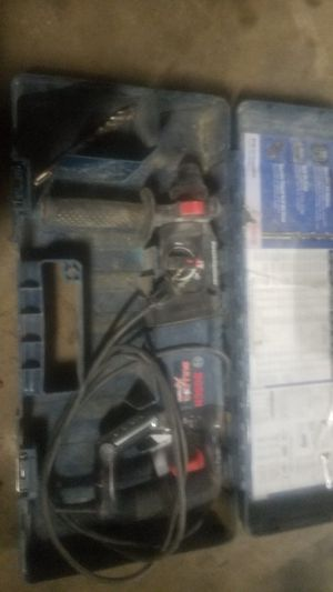 Bosch hammer hammer drill for Sale in Algona, WA