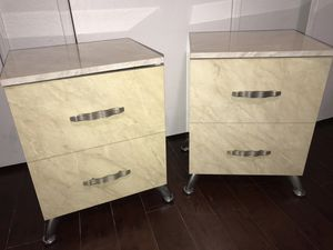Cabinets/nightstand for Sale in Compton, CA