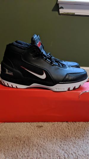 Nike Air Zoom Generation Blk/white/red Size 13 for Sale in Snellville, GA