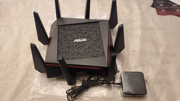 ACUS RT-AC5300 Extreme TRI-BAND WI-FI ROUTER